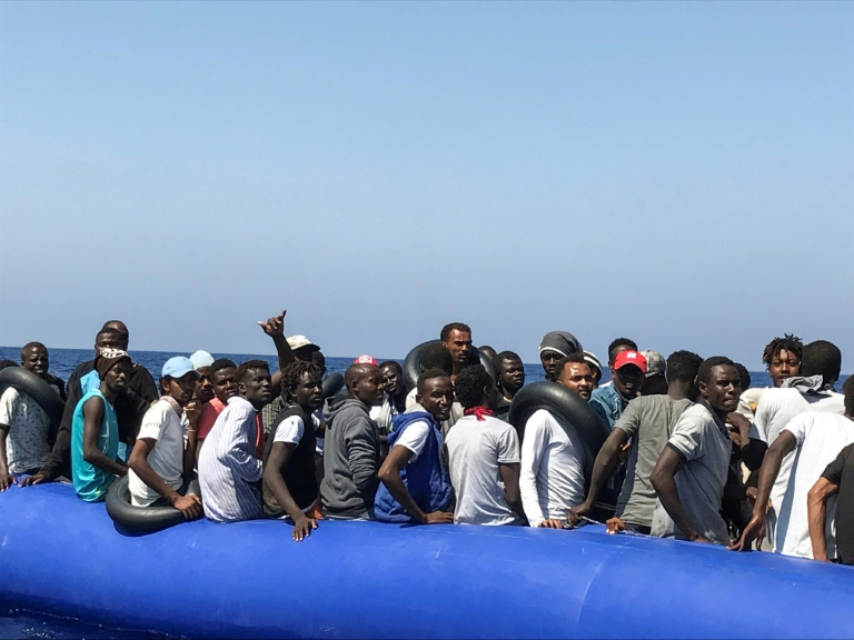 Italy rise in 'phantom' boats as new route sees migrants go undetected